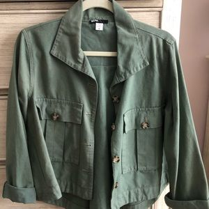 Urban Outfitters BDG. Utility jacket. NEVER WORN